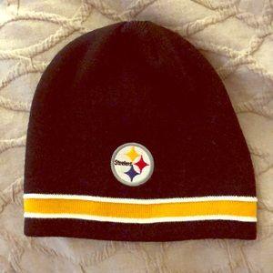 Steelers Tossle Cap